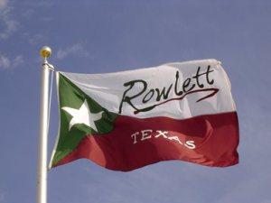 rowlett-flag