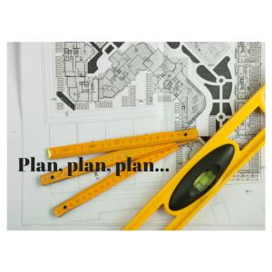 Plan Plan Plan graphic